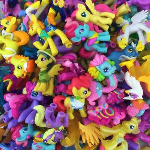 Random-Lot-Unicorn-PONY-Friendship-is-magic-2-034-Figure-cute-MLP-toy-Kids-Gift