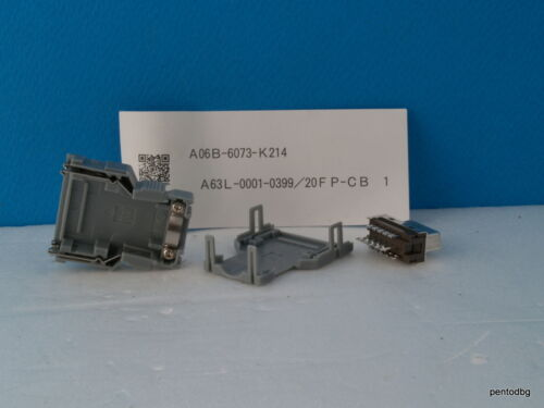 A63L-0001-0399//20FP-SB-1 FANUC  CONNECTOR KIT A06B-6073-K214