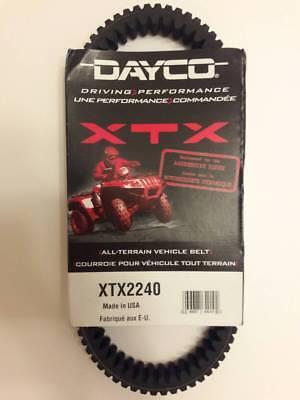 DAYCO XTX ATV BELT XTX2240 220-32240 082-XTX2240 288019