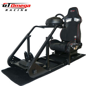gt omega art simulator cockpit rs9 for thrustmaster t300. Black Bedroom Furniture Sets. Home Design Ideas
