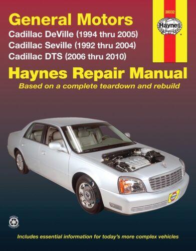 Repair Manual-Base Haynes 38032