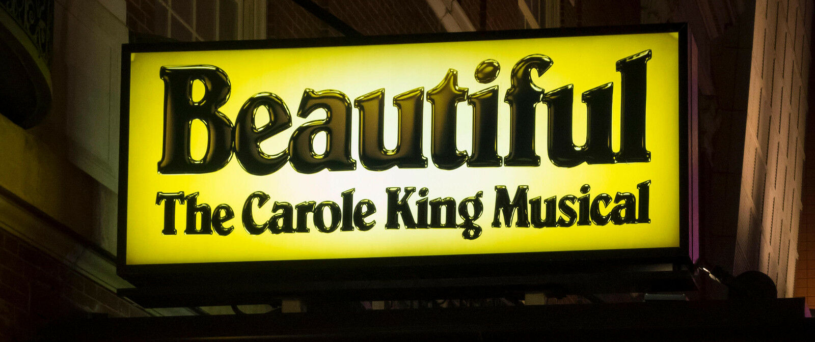 Beautiful The Carole King Musical Chicago