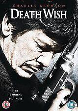DEATH WISH - DVD - REGION 2 UK