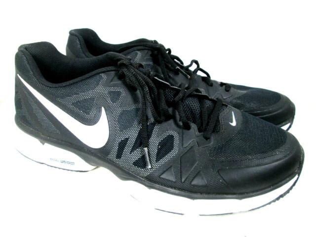 Size 13 - Nike Dual Fusion TR 6 Black