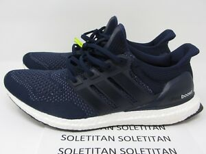 low priced 5ce8b 43c49 Image is loading ADIDAS-ULTRABOOST-1-0-COLLEGIATE-NAVY-sz-12-