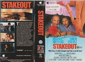 Stakeout-1987-Australian-Touchstone-Home-Video-Adult-Comedy-Thriller-Betamax