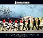 The Magnificent Adventures of Heartache (And Other Frightening Tales) [Digipak] by Jason Reeves (CD, Sep-2008, Warner Bros.)
