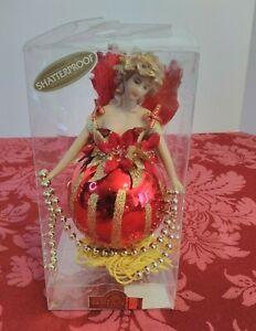 Kurt-S-Adler-Beautiful-Angel-Christmas-Ornament