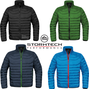 STORMTECH MEN/'S PUFFER JACKET THERMAL INSULATED WATER RESISTANT EXTRA WARM S-3XL