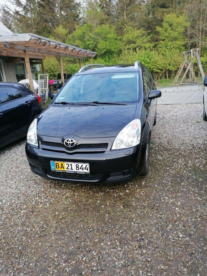 Toyota, Corolla Sportsvan, 2,0 D-4D