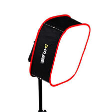 "D-FUSE Universal Portable 1:1 Square Softbox M 9.25"" x 9.25"" for LED light panel"