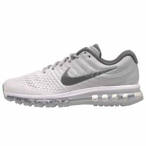 Nike Air Max 2017 Anthracite White Mens Shoes 849559 101