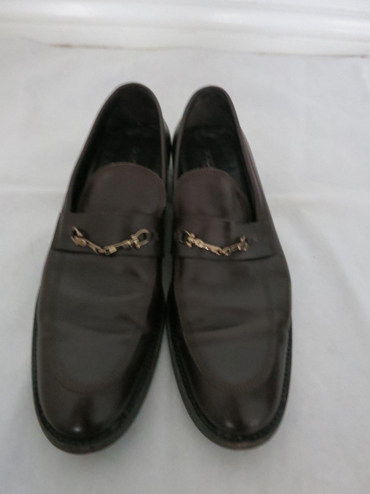 DOLCE AND 11 GABBANA Braun loafer Größe 11 AND 351d84
