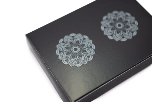 Mandalas Deck Playing Cards Poker Size USPCC Custom Limited Edition New Sealed