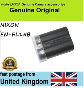 Genuine-original-EN-EL15B-Battery-for-D850-D7500-D750-D810-Z6-Z7-Mirrorles-D750