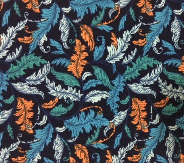 NWT LuLaRoe Leggings  TC  NAVY Dr Seuss FEATHERS  bluee Turquoise gold UNICORN
