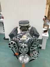 350 Street Motor Crate Engine 440hp Roller Turn Key Ac Free Th350 Transmission
