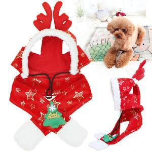PréVenant Chien Chat Chapeau Puppy Pet Costume Coiffe Écharpe Fête Cadeau Noël Anniversaire Nouveau Design-afficher Le Titre D'origine