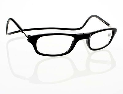 6 Colors Frame Readers Reading Glasses Convenience Hang Neck +1.0~+4.0 New