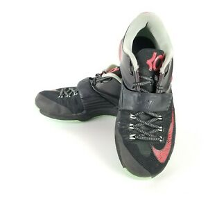 c632fc7f2c6 Nike KD VII 7 Good Bad Apple Black Action Red Kevin Durant Sz 9 ...