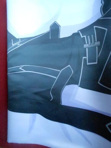 Sword Art Online Kirito Dakimakura pillow case fabric peach skin 50x150cm  N358
