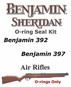 Benjamin-Sheridan-397-392-PA-O-ring-Seal-Kit
