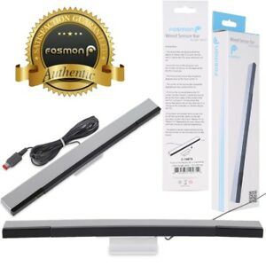 7-5FT-Wired-Remote-Motion-Sensor-Bar-Infrared-IR-Inductor-for-Nintendo-Wii-U-Wii
