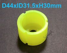 1pc D44xID31.5H30mm Medium Rubber Insert Electric Glow Starter, US TH013A-01202