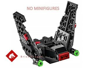 Lego-Star-Wars-Kylo-REN-039-s-Shuttle-Microfighter-navire-Seulement-from-set-75264