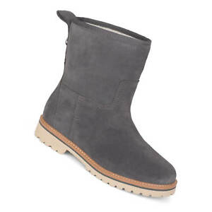 54d02a914b5 Image is loading Timberland-Chamonix-Valle-Winter-Boots-Forged-Iron-Womens-