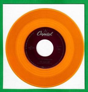 The-Beatles-US-45-Capitol-Yellow-Submarine-Eleanor-Rigby-Yellow-Vinyl