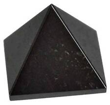 Hematite Crystal Pyramid Energy Generator Powerful Healing Magnetic