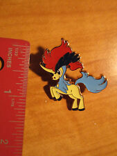PL Mythical KELDEO Metal PIN/BADGE Pokemon 20th Anniversary Box Collector XY118