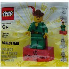 LEGO Bricktober #2856224 - Robin des Bois / Forestman 1990 - NEW - Sealed - RARE