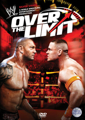 1 of 1 - WWE: Over the Limit 2010 DVD (2010) John Cena