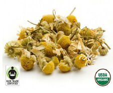 Art of Tea USDA Organic Egyptian Chamomile Fair Trade Certified 4oz