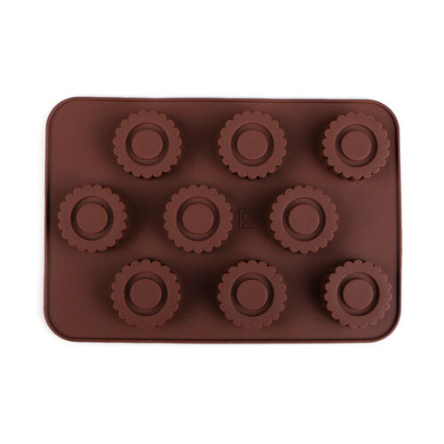 51 Styles Silicone Cake Decorating Moulds Candy Cookies Chocolate Baking Mold