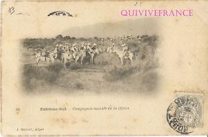 CPL83-ALGERIE-EXTREME-SUD-Cie-MONTEE-DE-LA-LEGION-ETRANGERE