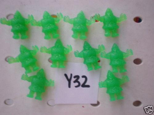 EXOGINI MINT 10 PCS FANTASMA OPAQUE GREEN Y32 MINT LOOK