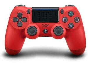 Sony-PlayStation-DualShock-4-Wireless-Controller-Magma-Red