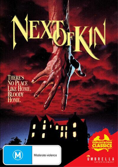 NEXT OF KIN (1982) (OZPLOITATION CLASSICS) (1982) [NEW DVD]