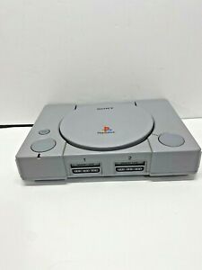 Sony PlayStation One PS1 Game Console Only for Parts or Repair As Is SCPH-7501
