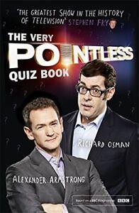 The-Very-Pointless-Quiz-Book-Osman-Richard-Armstrong-Alexander-Good-conditi