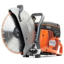 """Husqvarna New K770 14"""" Concrete Cutoff Saw + FREE SHIPPING (BLADE NOT INCLUDED)"""
