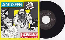 "Antiseen - Fornication 7"" GG Allin Murder Junkies Hellstomper Hammerlock Zeke"