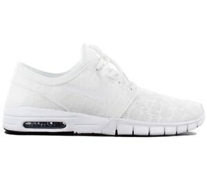 best service d9087 f9cdd Das Bild wird geladen Nike-SB-Stefan-Janoski-Air-Max-Herren-Sneaker-