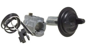 Replacement-Ignition-Lock-Cylinder-amp-Housing-Replace-OEM-12534415-Black