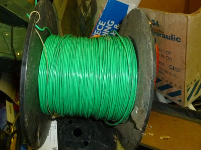 """14 AWG 19 STRAND TYPE /""""PTFE/"""" TEFZEL WIRE M16878//4  10 feet SILVER PLATE ANTENNA"""