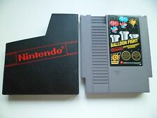 NES NINTENDO PAL A UK GAME Balloon Fight Tested