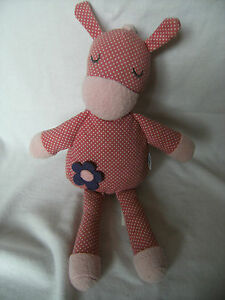 Mamas-And-Papas-Pink-Polka-dot-Horse-With-Chime-Soft-Baby-Toy-13-034